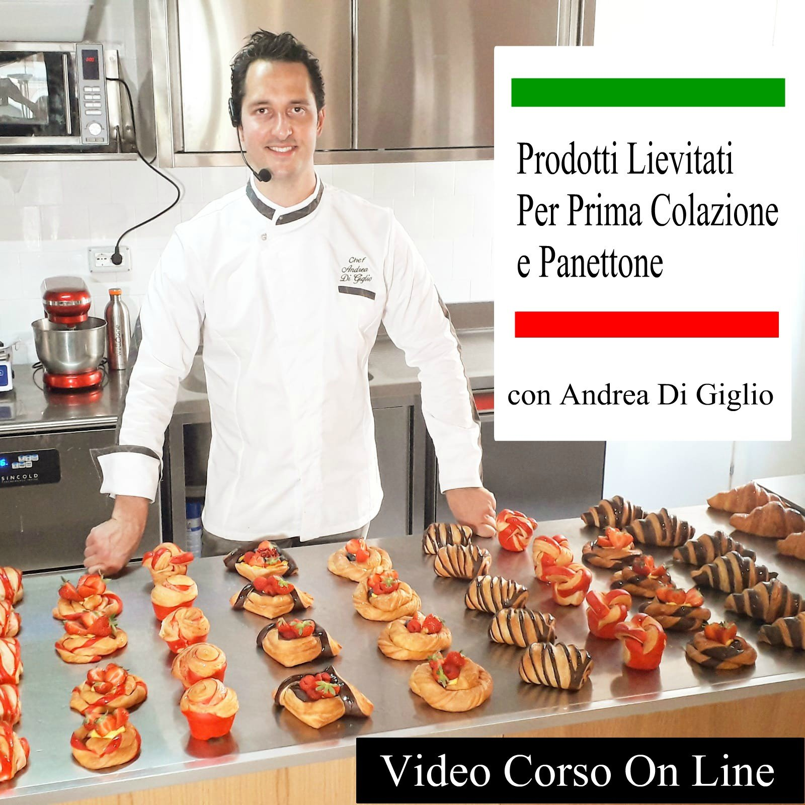 Video Corso Pasticceria Online L Arte Dei Dolci Lievitati Dal Croissant