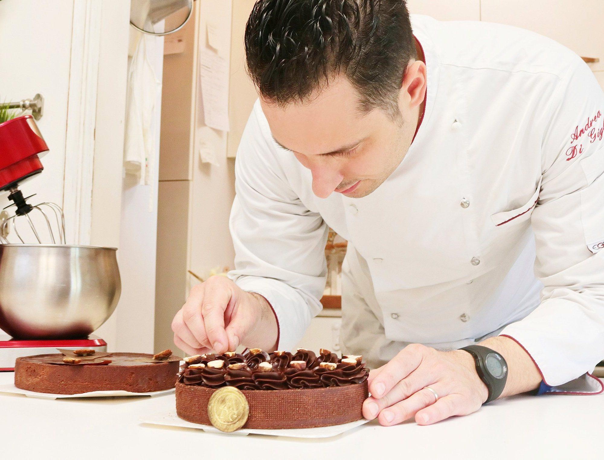 Andrea Di Giglio Chef
