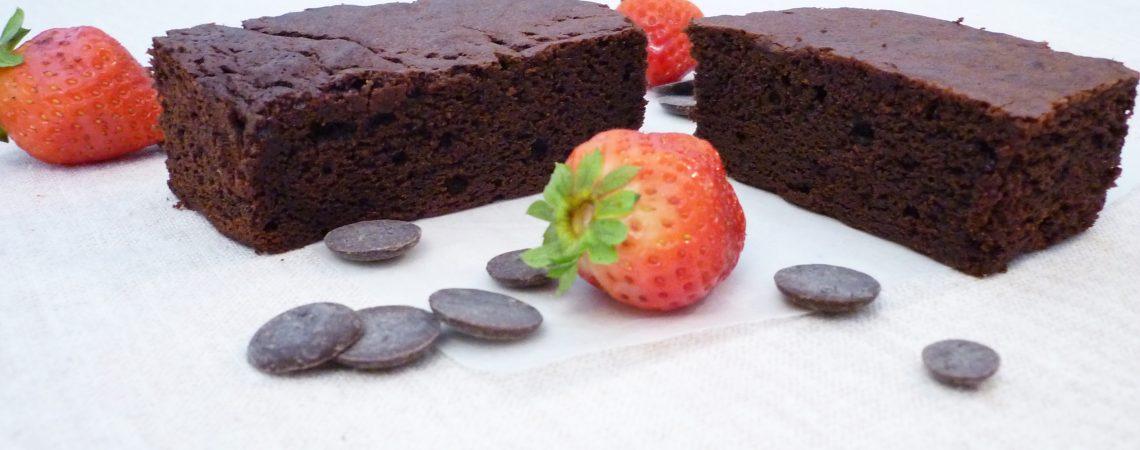 brownies gluten free al cioccolato