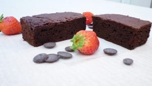 brownies gluten free al cioccolato