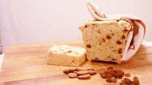 Pane con farina di miglio