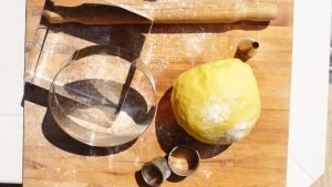 Pasta frolla di sorgo