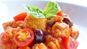 Gnocchi con farina di quinoa