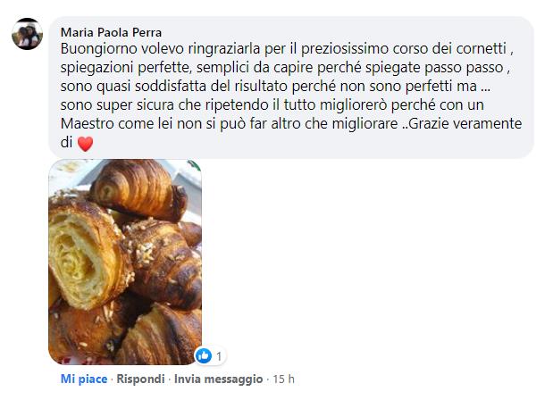 Recensione MARIA PAOLA PERRA