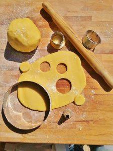 pasta frolla gluten free