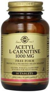 acetyl carnitina