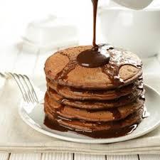 pan cake cioccolato